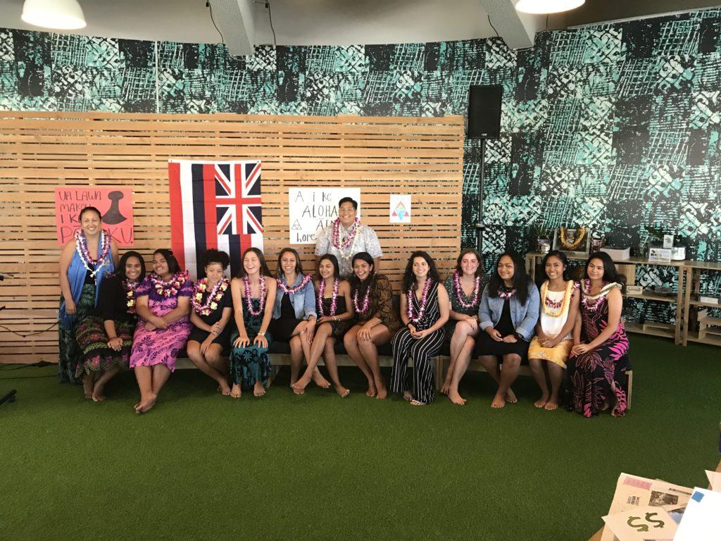 Youth Leadership Group at Wai Wai